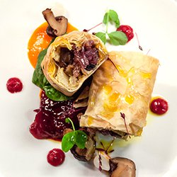YRSFood, Stafford Restaurant Food Photographer Meat & Pastry Example 9