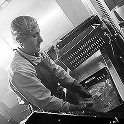 YRSFood, Crewe Food Workplace Photographer Fish Processing Example 5
